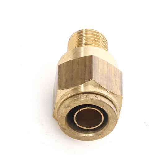 Coronet Parts 968-84 Brass Push-To-Connect Fitting | 96884