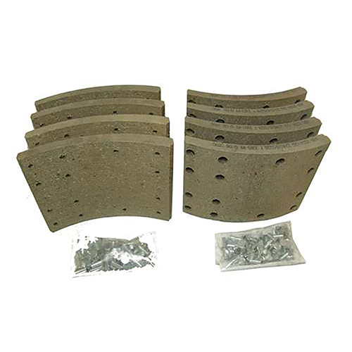 Meritor Wedge Brake Lining Kit For FDS1808 and RF21 | 12107