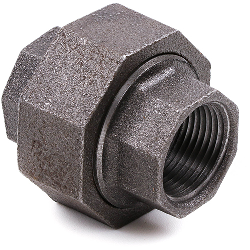 Terex Advance Fitting,Ground Joint Union,Sched 40,1