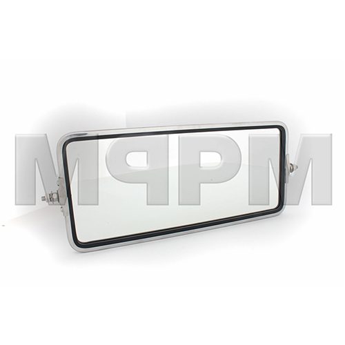 Terex 12363 7x16 Stainless Steel Angle Back Mirror | 12363