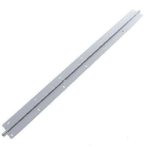 Terex 12555 Door Piano Hinge - Stainless Steel 46.25in Long | 12555