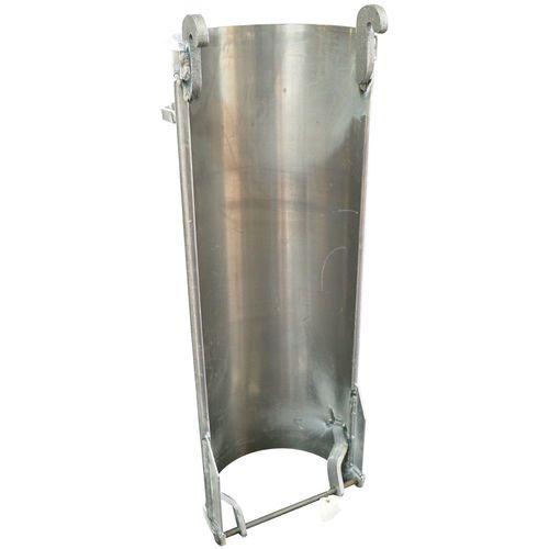 McNeilus 1138111 Standard Aluminum Extension Chute for Advance | 1138111