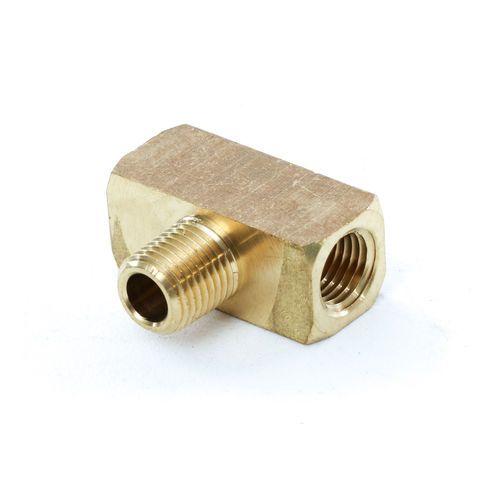 Terex 13079 Brass Male Brand Tee | 13079