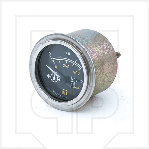 Terex Advance Gauge,Oil Pressure | 13597