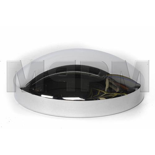 Terex 13778 Chrome Hub Cap For Rear Axles | 13778