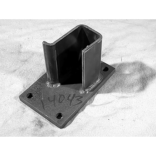 Terex Advance Mount,Rear Eng,Upper Left, | 14043