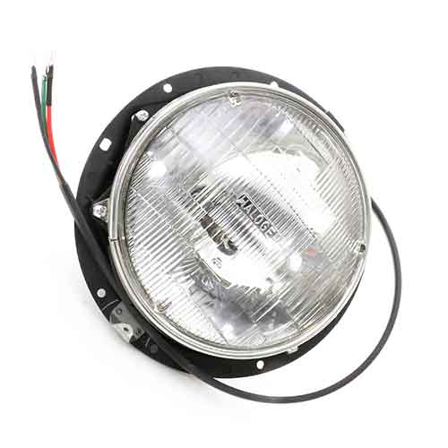 Terex 14699 Round Headlight Assembly | 14699