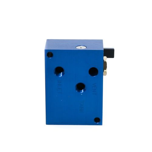 Con-Tech 760031 Air Pressure 3-Way Valve Block Assembly