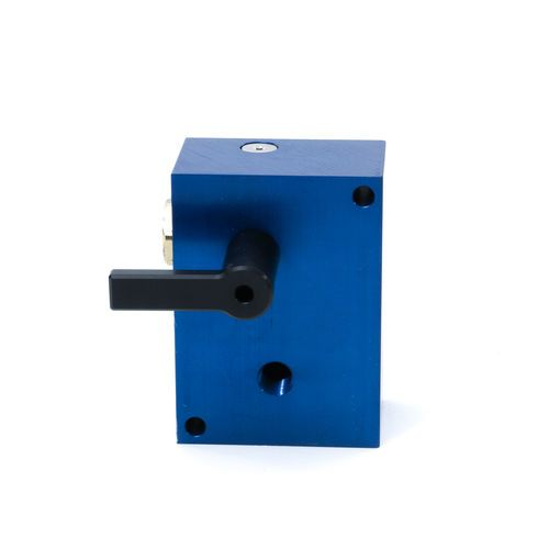 Con-Tech 760031 Air Pressure 3-Way Valve Block Assembly | 760031