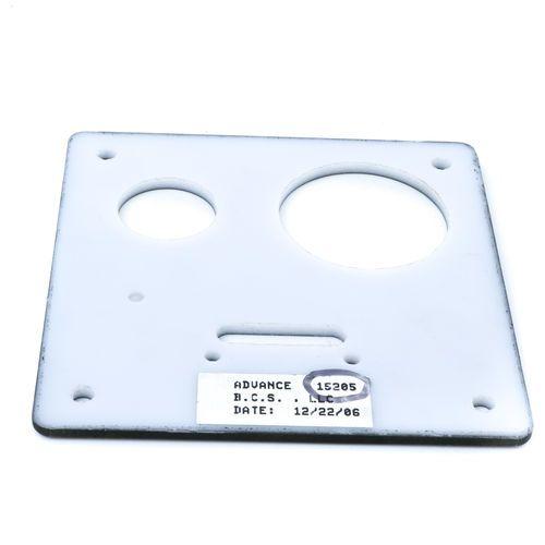 Terex Advance 15205 Lift Axle Dash Panel - TW1 | 15205