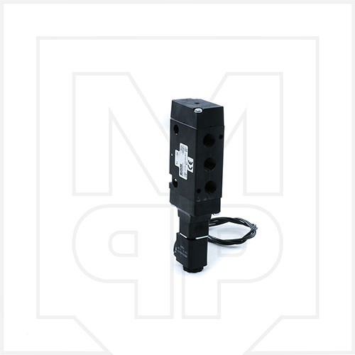 Terex 40760 4-Way Air Solenoid Valve - Hopper Cylinder - Chute Brake | 40760