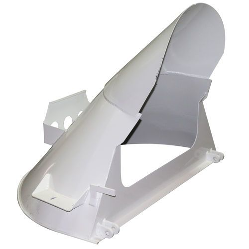 McNeilus 155140 Charge Hopper - New Style with Light Bracket Post 2002 | 155140