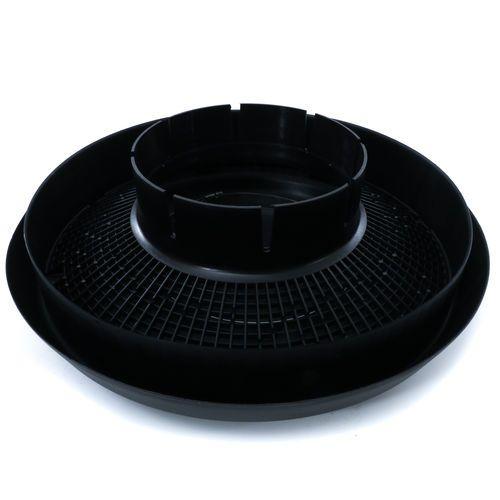 Donaldson H000607 Plastic Inlet Raincap Hood - 7in