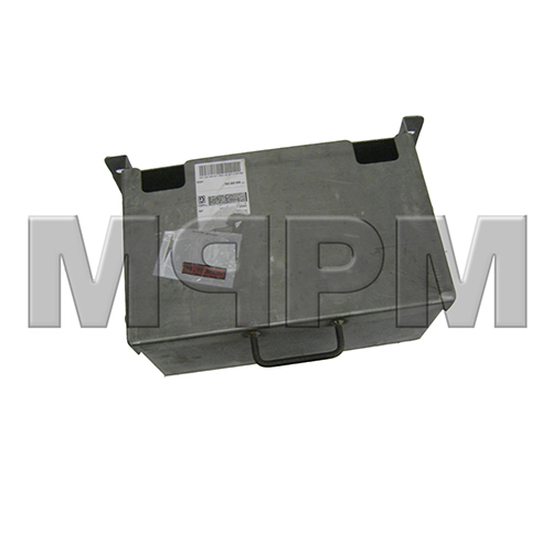 Mixer Truck Battery Box With Sliding Hinge