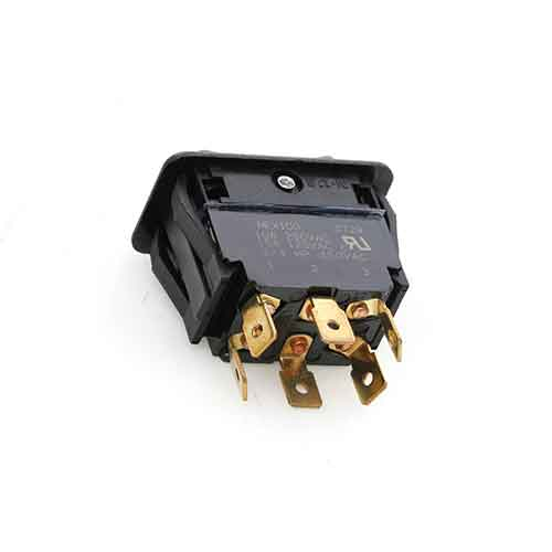 Eaton 8006K49N1V2 Electric Rocker Switch - Momentary On/Off