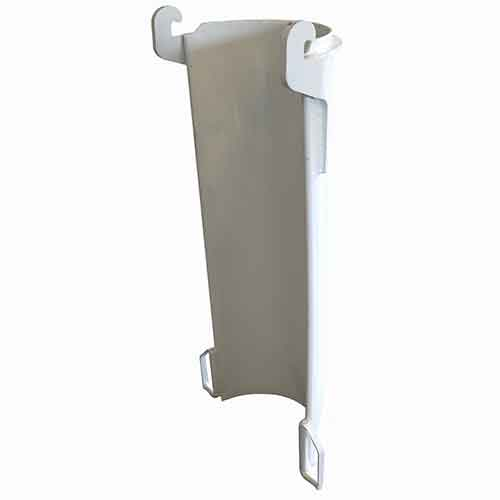 Housby 80532235 Aluminum Extension Chute | 80532235
