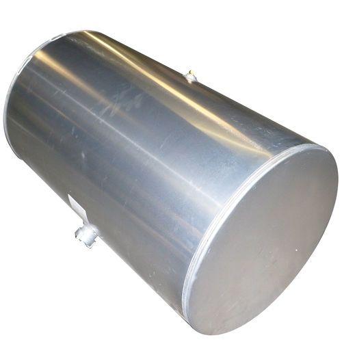 24 Inch Diameter Round 70 Gallon Aluminum Fuel Tank