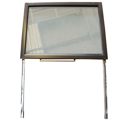 1340168 Cab Side Glass Window and Frame Assembly