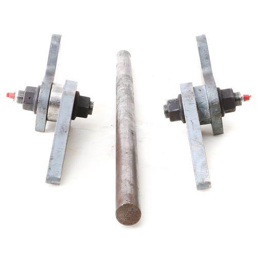 Terex 28745 Hydraulic Chute Hinge Assembly RH Main-Flip