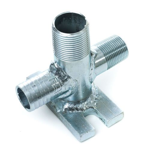 CBMW 90100335 Waterline Tee Steel 1in x 1in x 3/4in