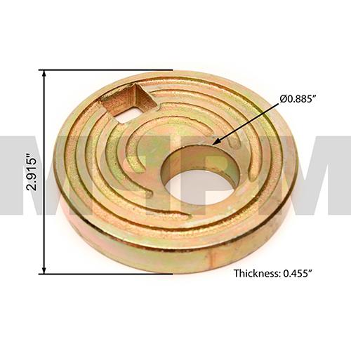 Automann MHS3450 Eccentric Base Collar