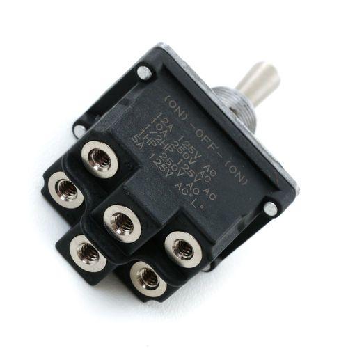 Kimble E10-00005-00 Toggle Switch - On-Off-On   E100000500