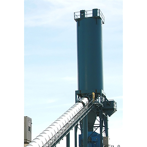 Concrete Plant Covered Charging Conveyor
