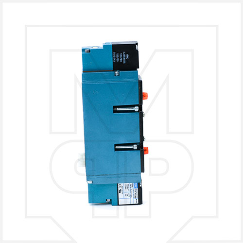 Mac 93A-EAB-000-DM-DJAP-1DG Double Electric over Air Valve without Base for Concrete Plants