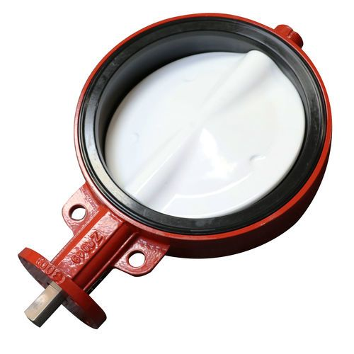 Bray 12in Butterfly Valve for Cement and Fly Ash Silos