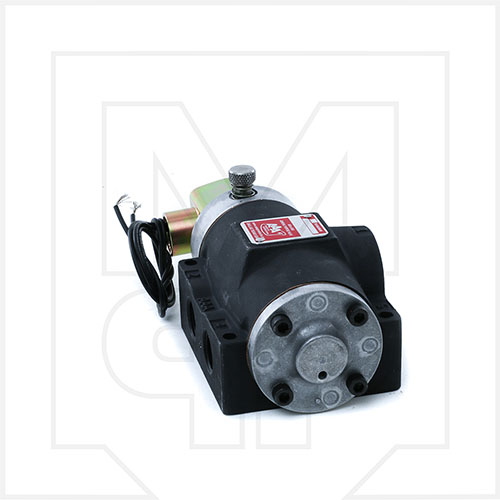 AAA S040 Electric Over Air Valve .5in Single Solenoid - 120V