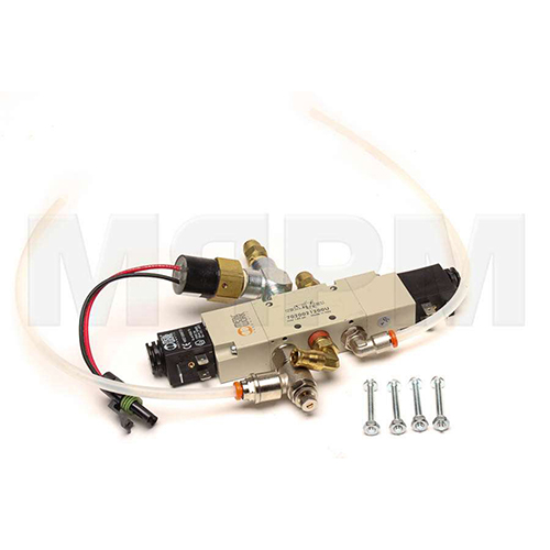Schwing 30408466 Air Hopper Solenoid Valve - Double with Pressure Switch