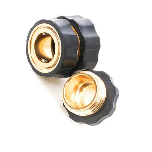 Gilmour Washout Hose Brass Quick Connector Set