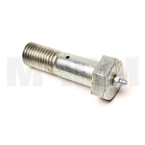 Concrete Plant Gate Greasable Bolt 1in x 4in
