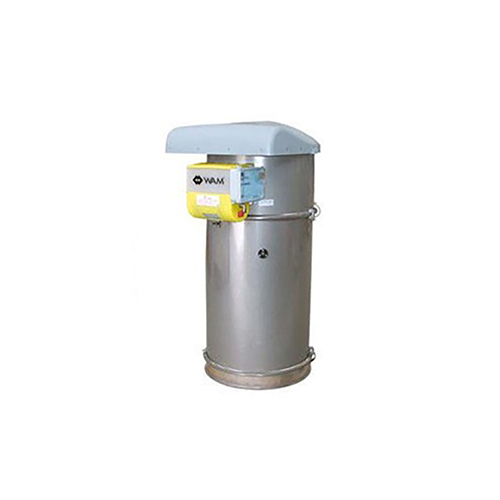 Wam FC3J20 Silo Top Dust Collector with Cartridges-Venturi-Clamp and Seal
