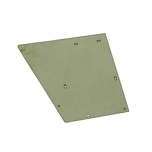Oshkosh Plastic Deck Plate RH 44