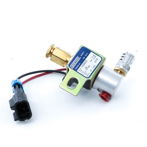 Horton 993248 Fan Clutch Solenoid Valve, 3 Way, Normally Open, 12 VDC-Diode, W/Conn