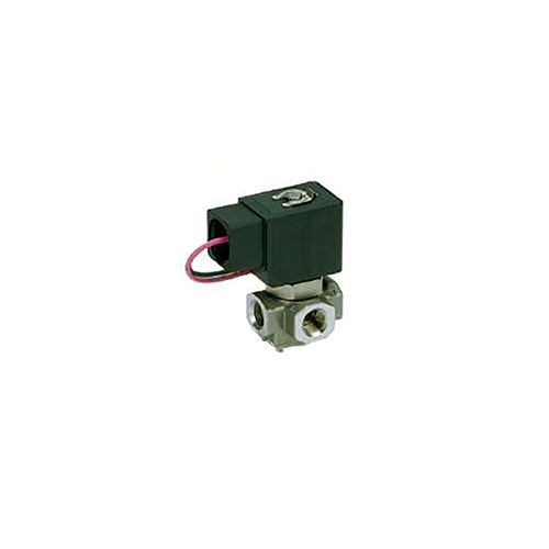 Concrete Plant Electric Over Air Valve - 220V - 1/4