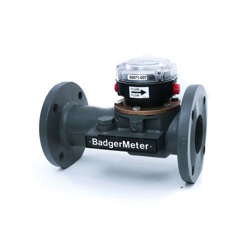 Badger Meter 258095, 3 in Turbo Meter Only with PFT-4E Scalable Transmitter