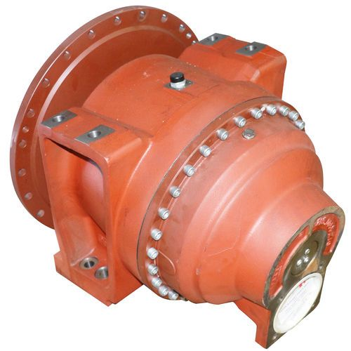 Gear Box, Pmp, 129.1 Drum Drive