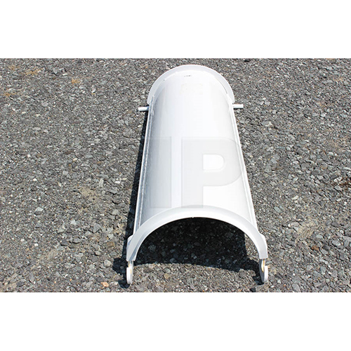 Beck 42000 4ft Steel Extension Chute | 42000