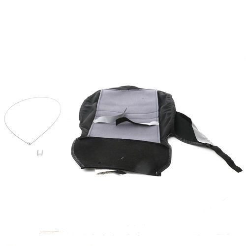 Bostrom 6235122-550 Black Cloth Seat Bottom Cover