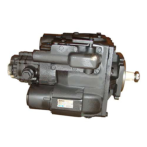 Eaton 5423-548 Hydraulic Pump-CW with A-Pad Charge Pump - Manual Control and 1-3/8