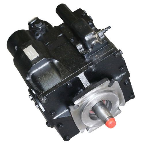 Eaton 5423-787 Hydraulic Pump-CW with A-Pad Charge Pump - Manual Control and 1-1/2