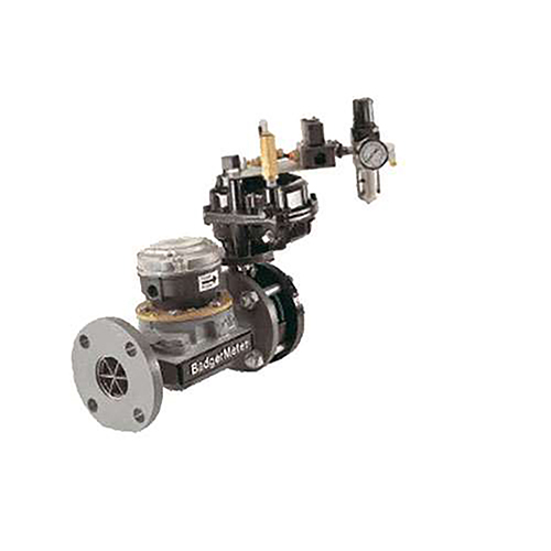 Badger Meter 258131 2in Turbo-Butterfly Valve Combo with Scalable Transmitter