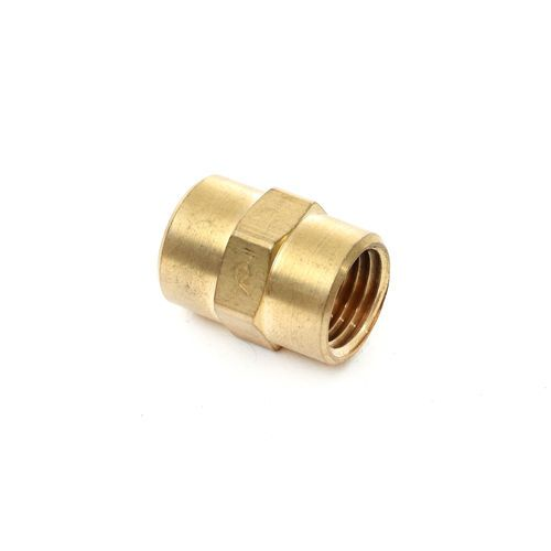 Automann 177.9010 NPT Female Brass Pipe Coupling Fitting