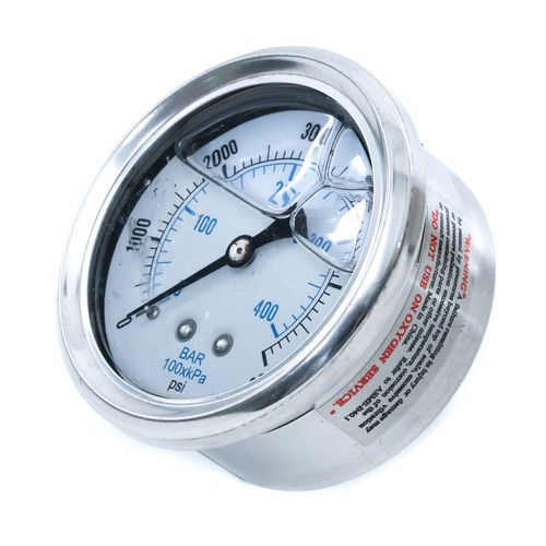 CBMW Hydraulic Pressure Gauge for Booster Cylinder 0-6000