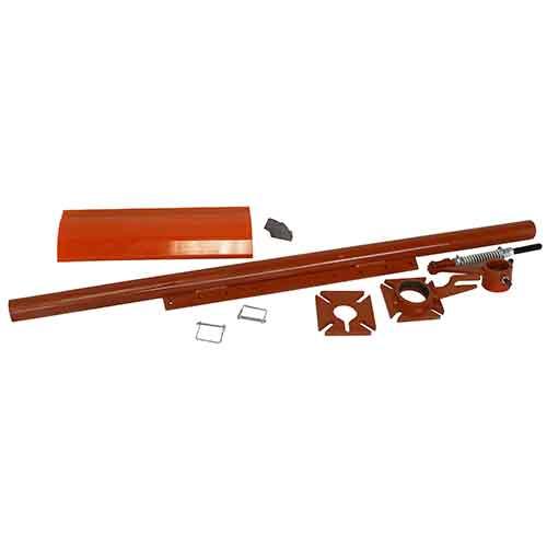 Superior Primary Belt Cleaner Scraper Wiper Assembly for 30 inch Belt Widths