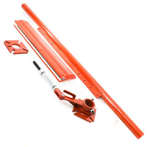 Superior Primary Belt Cleaner Scraper Wiper Assembly for 36 inch Belt Widths