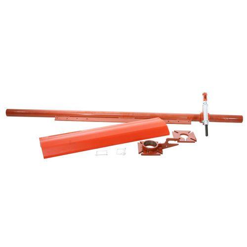 Superior Primary Belt Cleaner Scraper Wiper Assembly for 42 inch Belt Widths