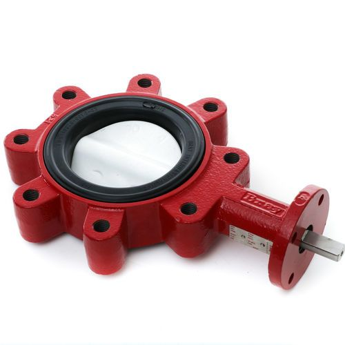 Bray 4 Inch Lug Style Butterfly Valve For Cement And Fly Ash Silos